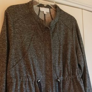 Jessica Simpson Maternity Comfy Jacket/Sweatshirt
